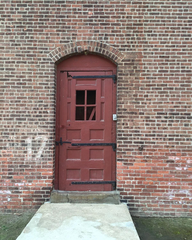 doors at MassMOCA